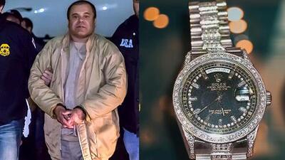 Exclusiva: Gobierno mexicano dice no saber dónde está lote de joyas de 'El Chapo' Guzmán