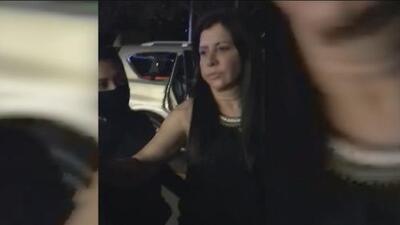 Liberan en México a la esposa de 'El Mencho', presunto líder del cártel Jalisco Nueva Generación