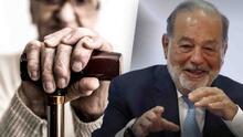 Carlos Slim propone incrementar la edad de jubilación de 65 a 75 años en México