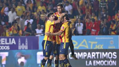 Morelia vence 3-2 a Santos y clasifica a la Liguilla