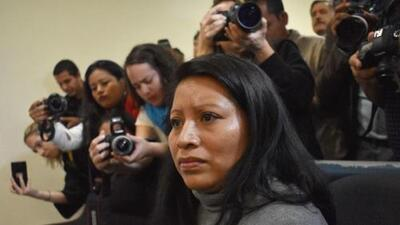 El Salvador court upholds 30-year prison sentence for woman whose baby died during childbirth