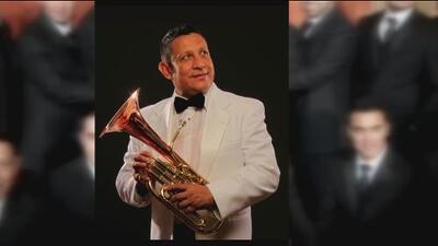 Banda El Recodo lamenta la muerte de su músico Aldo Sarabia