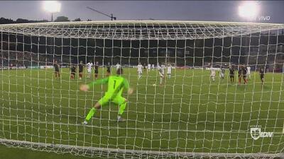 Sin nervios: Nelson, de penal, pone el 0-1 de Inglaterra contra Croacia