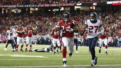 Falcons 48-21 Texans: Otra jornada de 3 TDs para Devonta Freeman con el invicto Atlanta
