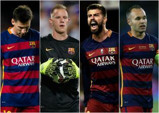 La crisis del Barça sin gol y una paupérrima defensiva