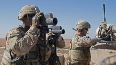 Estados Unidos comenzó el retiro de sus tropas en Siria