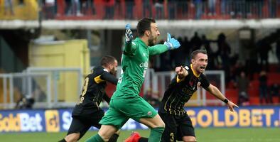 Benevento le saca el empate al Milán con gol de su portero