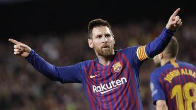 ¡Siempre Messi! La Pulga no levantó la Champions, pero tuvo el mejor gol