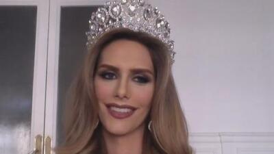 ¿Quién es Ángela Ponce, la primera mujer transgénero en ganar el título de Miss España?