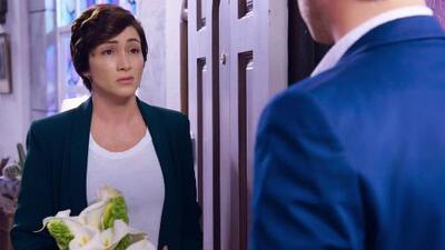 Daniela rechazó el amor de Carlos