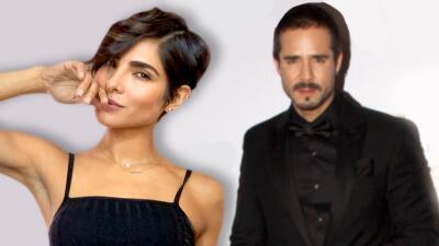 Fotos: las primeras imágenes de Alejandra Espinoza al lado de su galán de telenovela grabando las escenas de Rubí