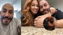 📸 Lupillo Rivera se tapa el tatuaje de Belinda: El cantante parece haber superado su antiguo amor
