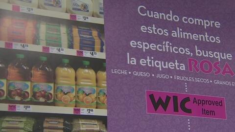 Preocupación entre la comunidad hispana ante la posibilidad de incluir a WIC a programas bajo cargos públicos