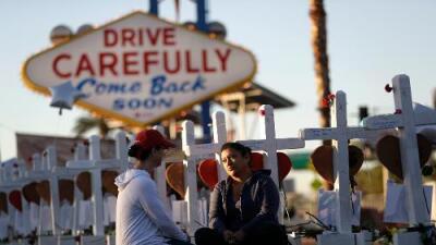 """Tras """"más de 1,000 líneas de investigación"""" las autoridades siguen sin pista del motivo de la masacre en Las Vegas"""