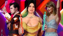 Harry Styles, Taylor Swift, Dua Lipa y los demás ganadores de los Brit Awards 2021