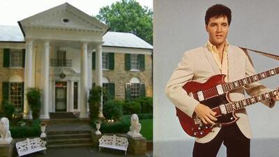 Conoce Graceland, la segunda mansión más visitada de EEUU luego de la Casa Blanca
