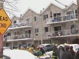 6 niños entre los heridos en una explosión de gas en una casa del Bronx