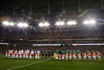 México 1 vs. Dinamarca 1 en Arizona