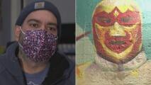 Un artista hispano se muda a Pilsen para inaugurar su galería de arte y dar clase a jóvenes
