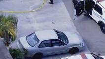 Hallan vehículo idéntico al que la policía buscaba por atropellar mortalmente a una adolescente en Miami