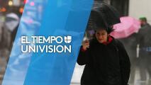 Ten tu paraguas a la mano: se esperan algunas lluvias para la noche de este domingo en Houston
