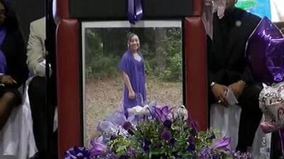 Dan el último adiós a Hania Aguilar, la adolescente hispana secuestrada y asesinada en Carolina del Norte