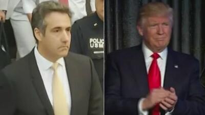 Michael Cohen se declaró culpable y Donald Trump podría resultar implicado