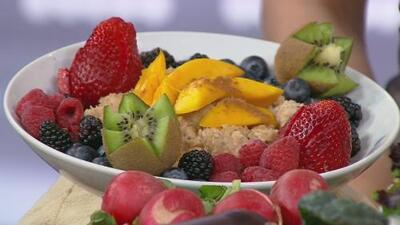 La dieta vagan que podría ayudarte a tener un cuerpo saludable este verano