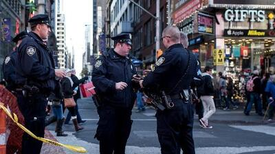 Las permanentes medidas de seguridad en Nueva York para evitar ataques terroristas