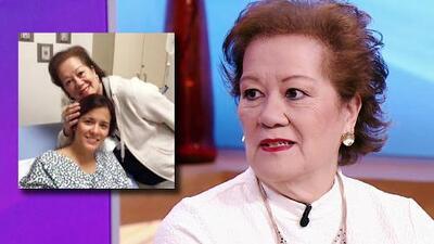 """La madre de la periodista Adriana Monsalve recuerda """"el terror"""" que sintió por sus hijos debido al trasplante"""