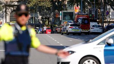 Testigo revela imágenes de los momentos de angustia tras el atentado terrorista en Barcelona