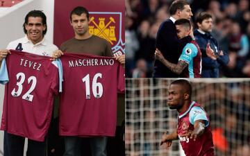 Atención 'Chicharito': ¿cómo ha sido el paso de los latinoamericanos por West Ham United?