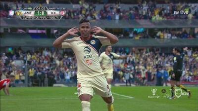 El América se complicó la vida y con drama logró avanzar a Semifinales venciendo al Toluca
