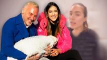 Sharon Fonseca comparte uno de los secretos del éxito de su relación Gianluca Vacchi