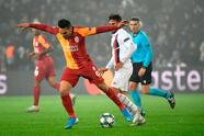 Radamel Falcao, jugador del Galatasaray.