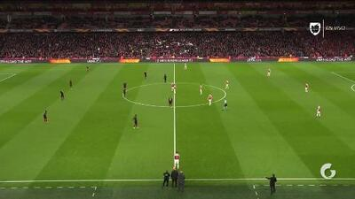 Highlights: Rennes at Arsenal on March 14, 2019