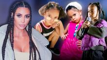 Acusan a North de plagio y su mamá Kim Kardashian no se queda callada