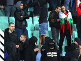 FIFA cumple y detiene el Bulgaria vs Inglaterra por cánticos racistas