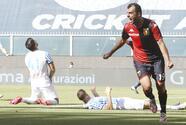 Génova derrota al SPAL y sale de zona de descenso en la Serie A