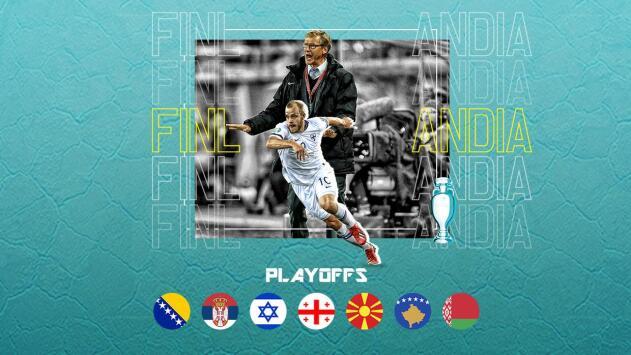 Finlandia y las otras posibles debutantes en la Euro 2020