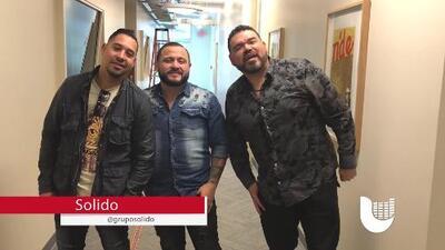 Grupo Solido surprises SAPD police officer