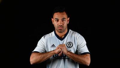 Marco Fabián tuvo debut con gol en el Philadelphia Union de la MLS