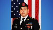 """""""Dio su vida por la libertad"""": habla el padre de soldado hispano asesinado en Afganistán"""
