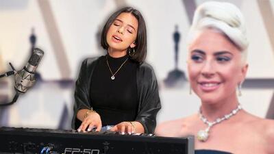 Video: Ángela Aguilar interpreta una fascinante versión en piano de 'Shallow', el hit de Lady Gaga y Bradley Cooper