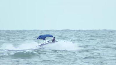 Dos ahogados y 15 rescatadas en el Lago Michigan en incidentes aislados