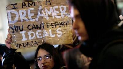 Este martes será un día decisivo para los más de 680,000 dreamers en EEUU y esto es lo que debes saber