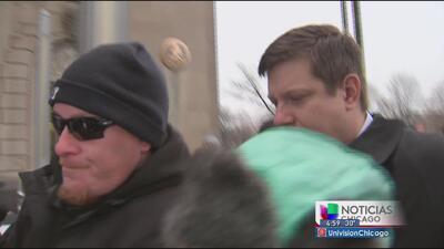 Jason Van Dyke vuelve a la corte