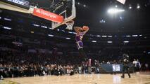 Concurso Slam Dunk se perfila para medio tiempo del All-Star Game