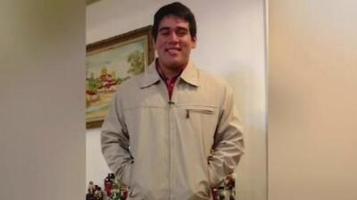 Termina dolorosa búsqueda: una madre recibe los restos de su hijo que murió tratando de llegar a EEUU