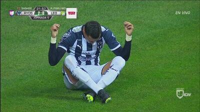 Feo error de Yarbrough y Funes Mori puso el 2-0